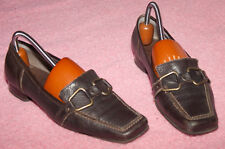 GABOR ♥ Pumps ♥ Loafer ♥ Schuhe ♥ Gr. 5 / 38 ♥ *TOP* braun  ♥  Leder ♥