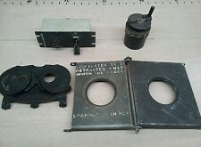 antique ww2 airplane,aircraft control panel and others