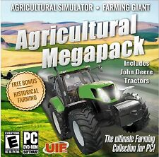 Agricultural Megapack PC Game Window 10 8 7 Computer simulation farming farm sim