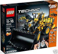 New Sealed Lego Technic 42030 Volvo L350F Wheel Loader (Bricks House) - creased