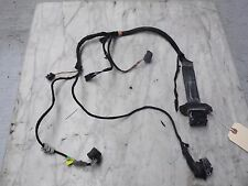 OEM 88-94 BMW 750iL E32 Rear Driver's Door Power Wiring Harness, 6/5 Plugs