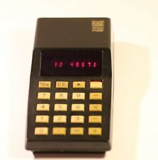 Vintage Sinclair Oxford 300 Calculator Made In England 1975