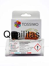 TASSIMO Service Disques Nettoyage Disque & 2 détartrage comprimés / pour tas55.tas43.tas47