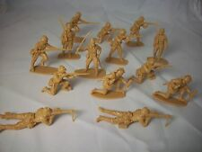 AIRFIX WWII Japanese Toy Soldiers (54MM) 14 in 7 poses MIB