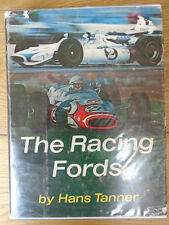 THE RACING FORDS BY HANS TANNER PUB 1968