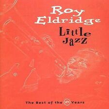 Roy Eldridge: Little Jazz - the Best of the Verve Years (CD)