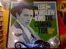 Luke Winslow-King The Coming Tide LP sealed vinyl + mp3 download