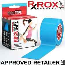 RockTape | Electric Blue | 5cm x 5m | Kinesiology Sports Tape Physio CrossFit