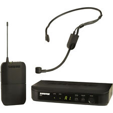 Shure BLX14/P31 Bodypack Headworn Wireless Mic. System w/PGA31 headset