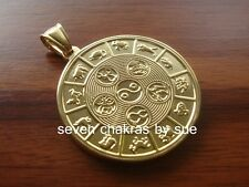Feng Shui - 2015 Element Balancing Medallion Pendant