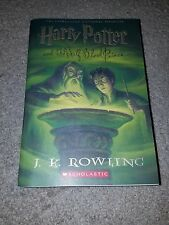 Harry Potter and the Half-Blood Prince Book 6 Paperback Version