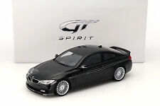 Bmw Alpina b4 biturbo coupé negro 1:18 GT-Spirit