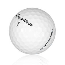 120 Taylormade Tour Preferred Near Mint Used Golf Balls AAAA