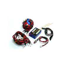GT G.T. POWER 12 LED Flashing Flash Light System Kit LED Lights For RC Car Buggy
