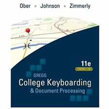 Ober: Kit 3: (Lessons 1-120) w Word 2013 Manual