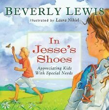 IN JESSE'S SHOES - LAURA NIKIEL BEVERLY LEWIS (HARDCOVER) NEW