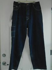 BIG & TALL STYLISH JEANS FROM THE GIOVANNI COLLECTION BY IMPAQ: SIZE 40 WAIST