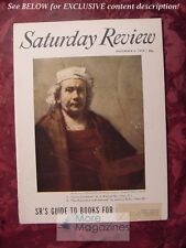 Saturday Review December 6 1958 ANTHONY BAILEY WILFRED MAY OLIVER DANIEL
