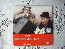 RARE PROMO DVD NOSTALGIC TV COMEDY-STEPTOE AND SON - A STAR IS BORN