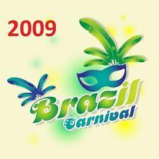 BRAZIL Rio CARNIVAL CARNAVAL 2009 - 12 DVD - Complete Parade