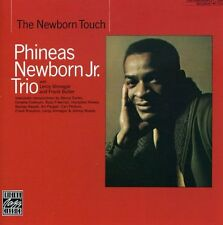 Newborn Touch - Phineas Jr. Newborn (1993, CD NIEUW)