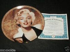 6th Plate Bewitching in Black by Joanie Schwarz Love, Marilyn COA 142 A