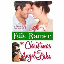 Christmas at Angel Lake : Rescued Hearts, Book 2 by Edie Ramer (2013, Paperback)