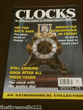 CLOCKS - THE ANKER CLOCK OF VIENNA - FEB 19 1999