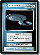 Star Trek CCG Premiere BB Limited U.S.S. Enterprise