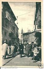 em 80 1936 PARMA - Via Cavour - Animatissima - viagg FP