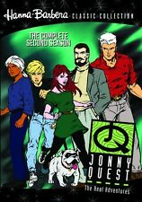 JONNY QUEST THE REAL ADVENTURES COMPLETE SEASON 2 New Sealed 3 DVD Set