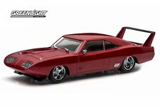 "DODGE CHARGER DAYTONA 1969 - ""FAST & FURIOUS 6"" (2013) - 1/43 - GREENLIGHT"