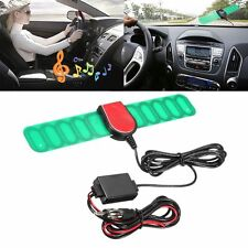 12V Digital Car Interior Windscreen DVB-T TV FM Radio Antenna Aerial Amplified