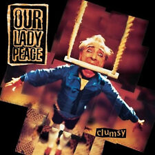 OUR LADY PEACE  -  CLUMSY  -  CD, 1997