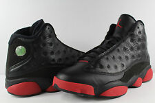 Nike Air Jordan Retro 13 XIII Dirty Bred Black Red Size 10