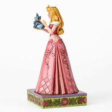 Disney Traditions Jim Shore 2016 Sleeping Beauty AURORA & Merryweather Figurine