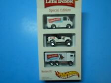Hot Wheels  Little Debbie - Delivery Truck - Jeep  - Hiway Hauler