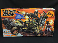 ACTION MAN - LSV MAXI TRAX - In BOX, Contents unused