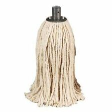 Pure Cotton String Mop Head with Plastic Socket Refill Floor Tile Cleaning-2833