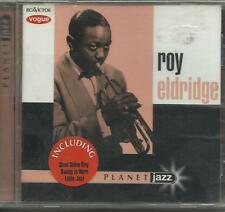 ROY ELDRIDGE - Planet Jazz (1998) CD