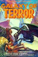 Galaxy Of Terror Poster 02 A4 10x8 Photo Print