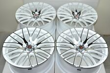 18 white Wheels Rims MDX TL Legend RDX GS300 ES350 MKZ Accord Camry K900 5x114.3