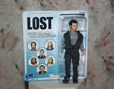 "LOST MILES STRAUME SERIES 6 ACTION FIGURE 8"" LTD ED BIF BANG POW! NEW 2011"