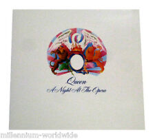 "SEALED & MINT - QUEEN - A NIGHT AT THE OPERA - 12"" VINYL LP / GATEFOLD 180 GRAM"