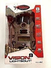 Wildgame Vision8 Lightsout TruBrown Game Camera