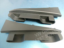 Genuine audi tt ttrs 8J coupé parcel shelf luggage cover c-pilier côté brackets