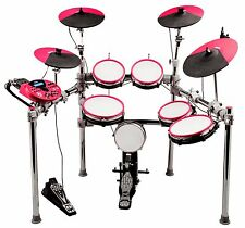Ddrum DD5X-Mesh 'Limited Edition' Electronic Drum Set/Headphones + Throne!/New!!