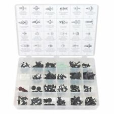 Retainer Assortment - Master Push Type - 120 Piece GM Ford Chrysler & Imports