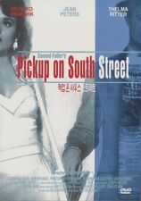 Pickup on South Street (1953) Richard Widmark, Jean Peters DVD *NEW