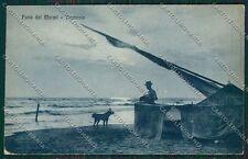 Lucca Forte dei Marmi cartolina QQ2652